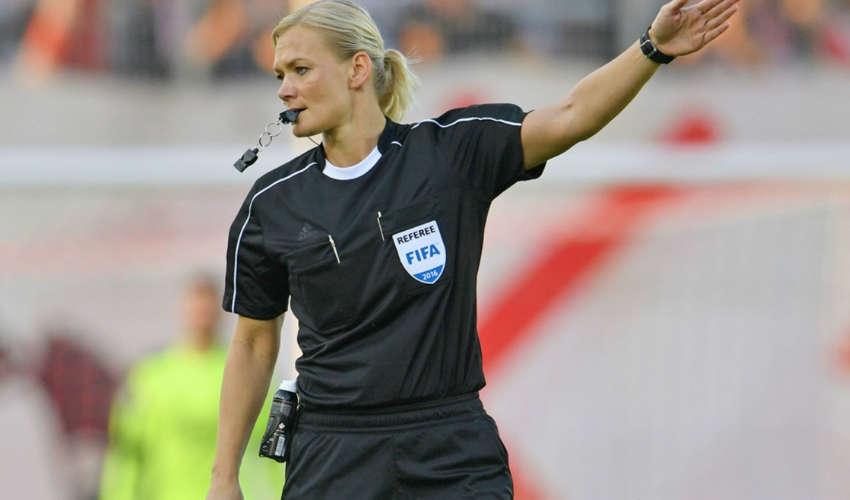 Bibiana Steinhaus set to become first female referee in Bundesliga