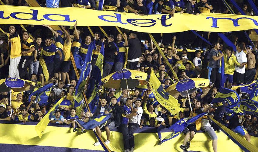 Boca Juniors fan calls 911 for ridiculous reason
