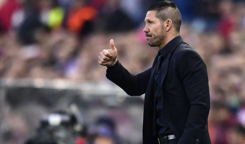 Diego Simeone confirms where he will manage next season
