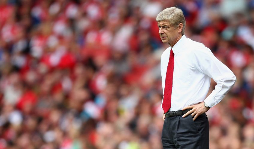 Arsene Wenger agrees to new two year deal