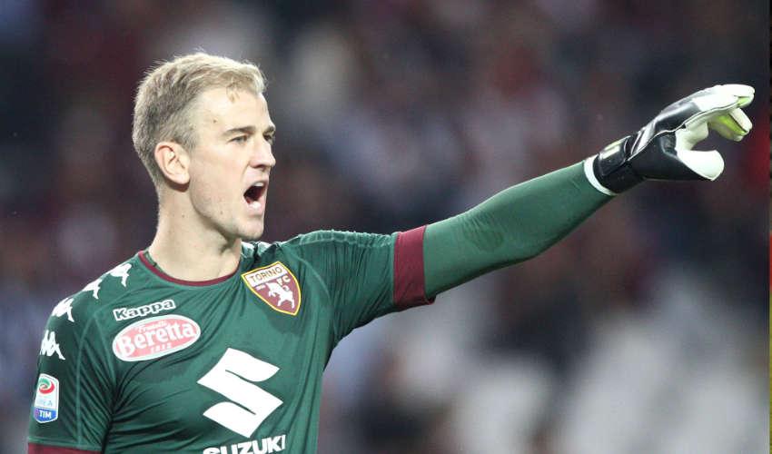 English International Joe Hart leaves Torino