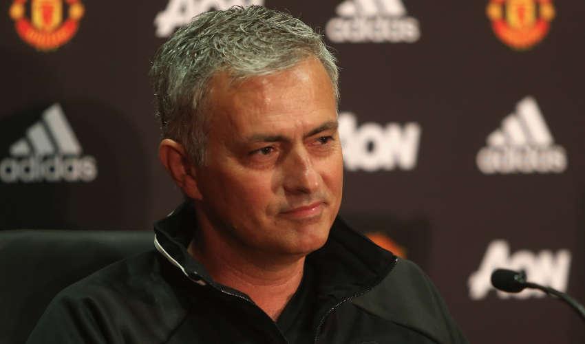 Jose Mourinho blasts critics