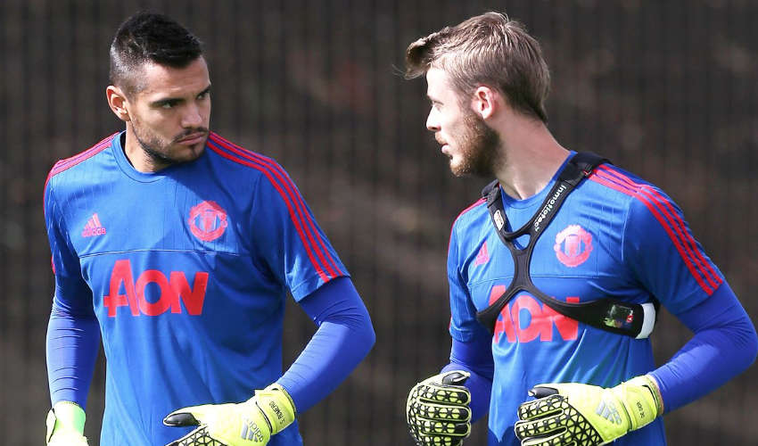 Mourinho names which goalkeeper will play in the Europa League Final