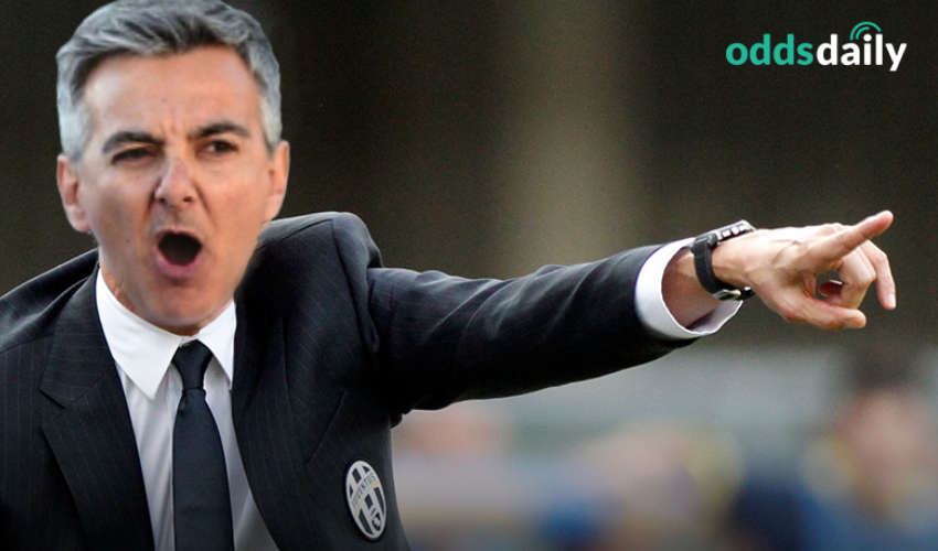 Imagine Malta's political leaders as football managers: Simon Busuttil manages Juventus