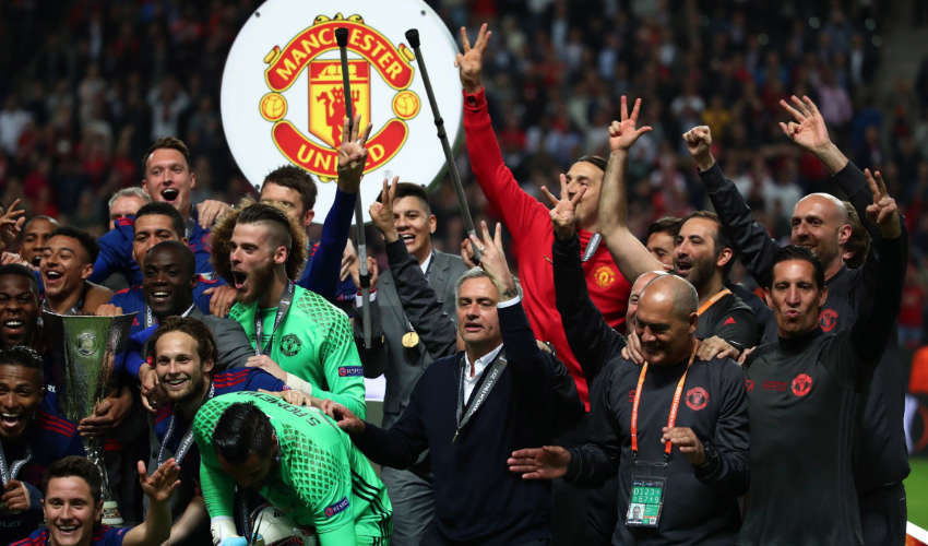 Manchester United reign England as the most glorious club