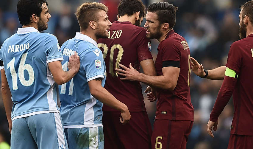 Roma players receive death threats