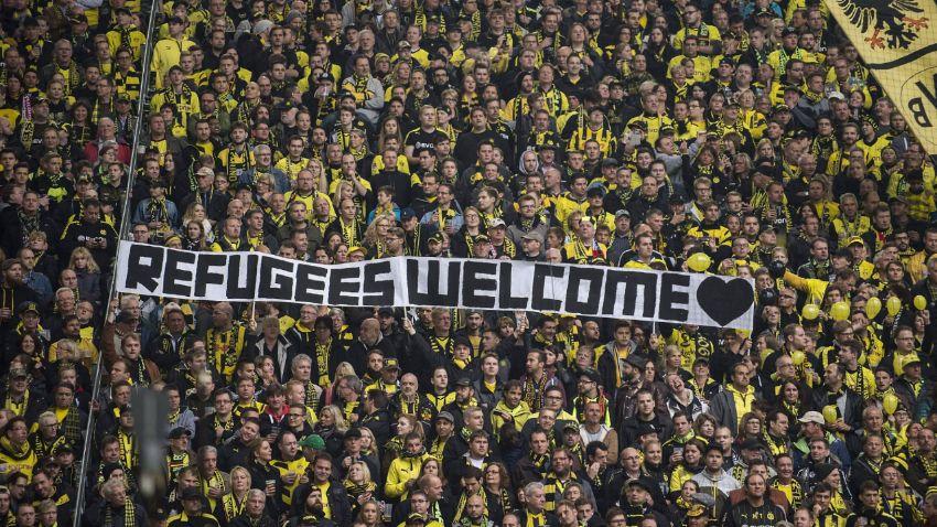 football-refugees