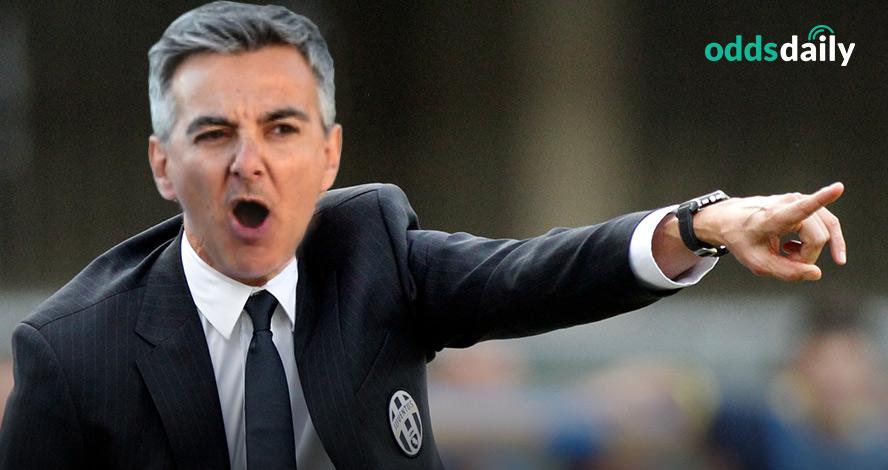 Simon Busutill take over at Juventus