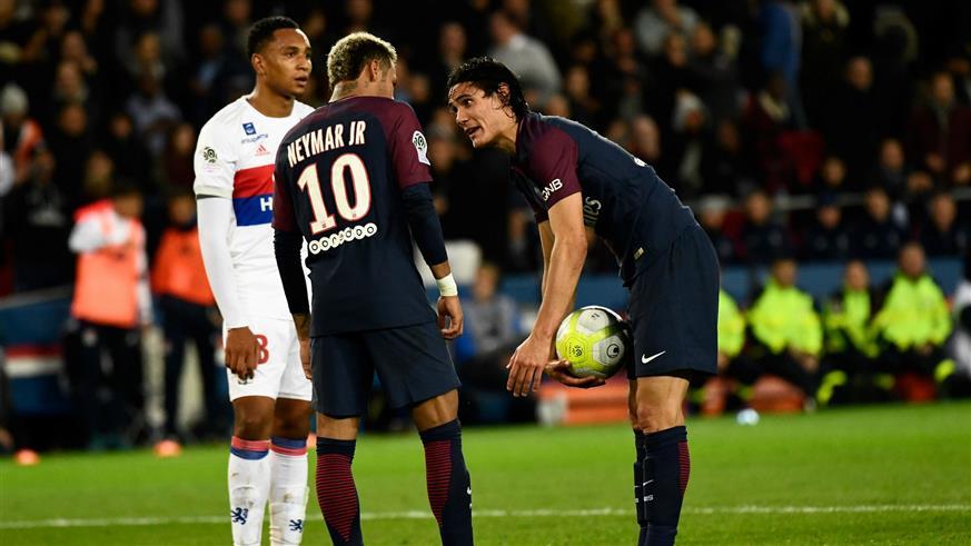 PSG penalty resolution