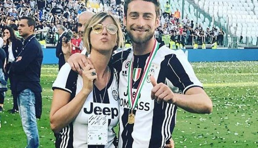 marchisio's wife
