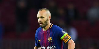 Andres Iniesta announces Barcelona exit plans