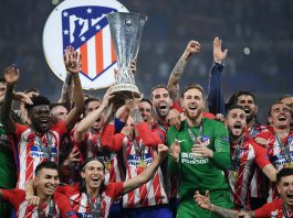 A Double for Griezmann seals Europa League Title