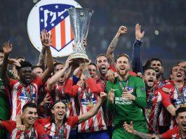 A Double for Griezmann seals Europa League Title