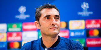 Barcelona manager Ernesto Valverde reforms squad