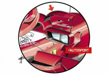 Ferrari F1 team changes halo mirrors for Monaco