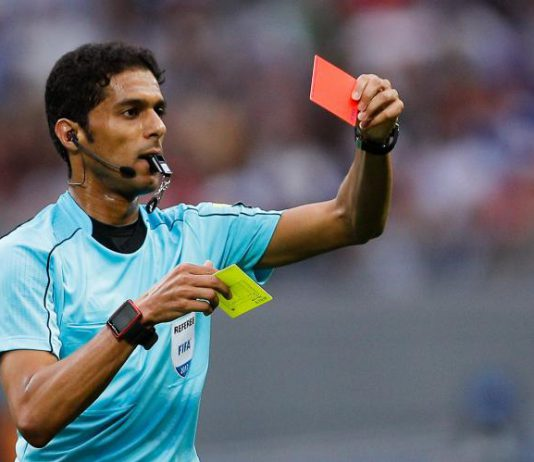 FIFA referee banned for life