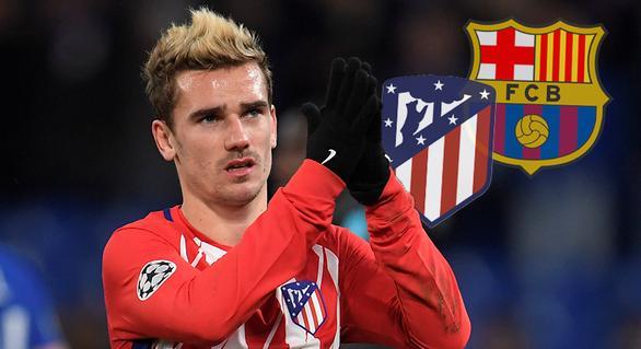 Barcelona transfer 'pressuring' Griezmann