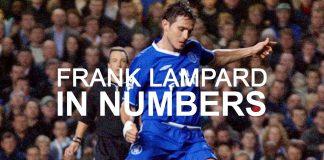 Frank Lampard's Career In Numbers