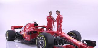 FerrariF1-2018