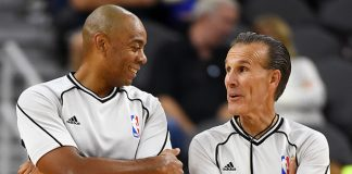 Are The NBA Referees Being Accurate?