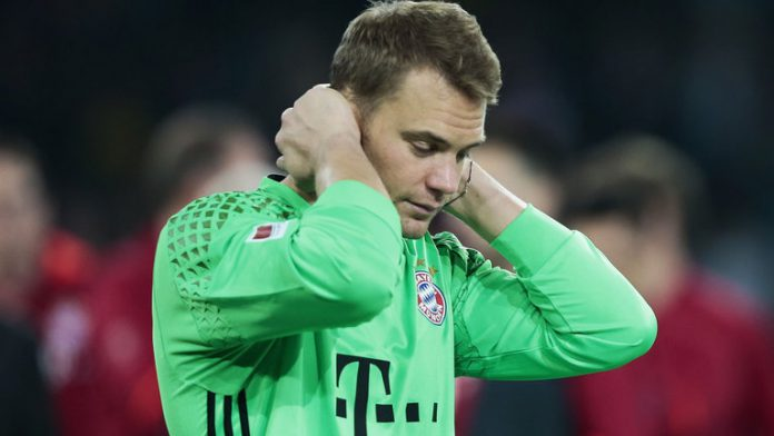 Injury decides German World Cup fate
