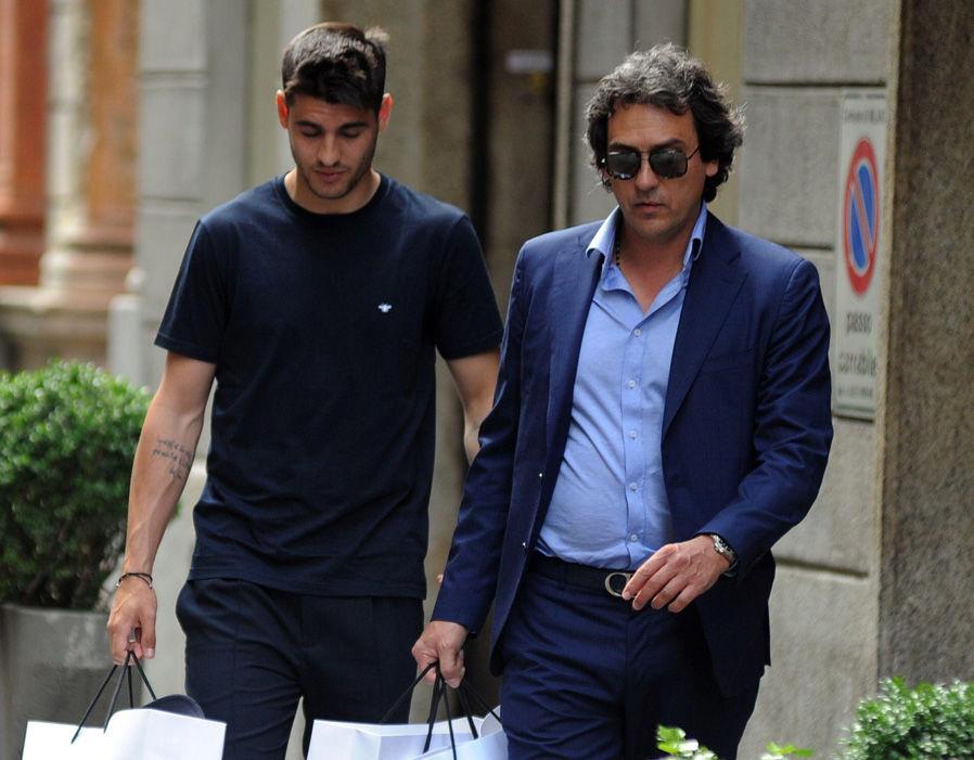 Alvaro Morata Turin