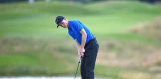 Marcus Kinhult leads Open de France
