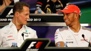 Micheal & Lewis