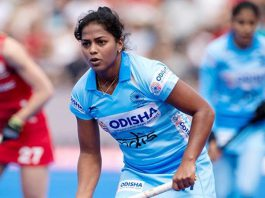 India vs Ireland Women's Hockey
