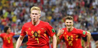 Belgium Brazil
