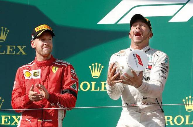 Toto Wolff warns Hamilton over Vettel
