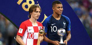 2018 Ballon d'Or Top 5 contenders