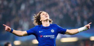 David Luiz pledges future to Chelsea