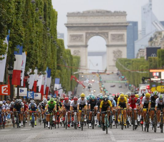 TourdeFranceParis
