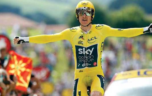 Stage 20 Tour de France highlights
