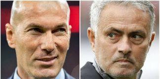 mourinho Zidane