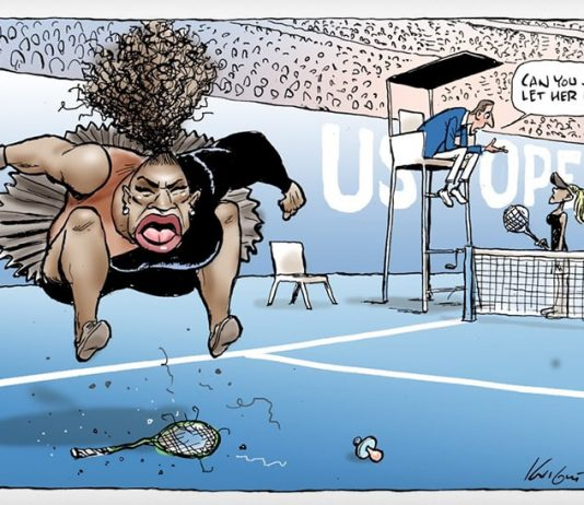 SerenaWilliamsCartoon