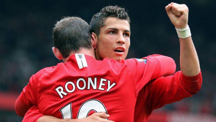 Rooney Ronaldo