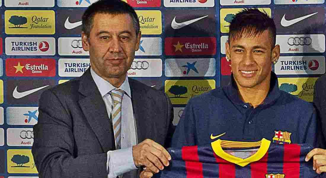 Bartomeu-Neymar