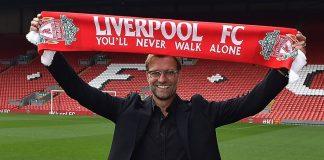 JurgenKlopp Liverpool