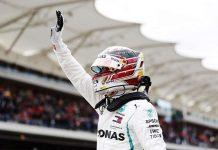 Lewis Hamilton Pole