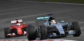 Mercedes-Ferrari-Formula1