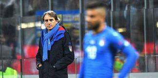 Italy vs USA friendly
