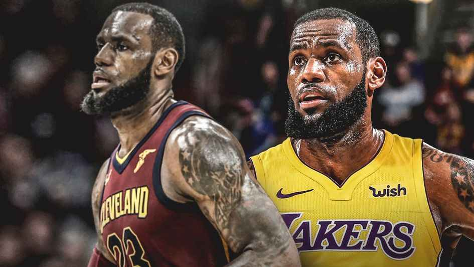 pretty nice 61372 ca48a NBA: Cleveland Cavaliers prepare for LeBron James reunion ...