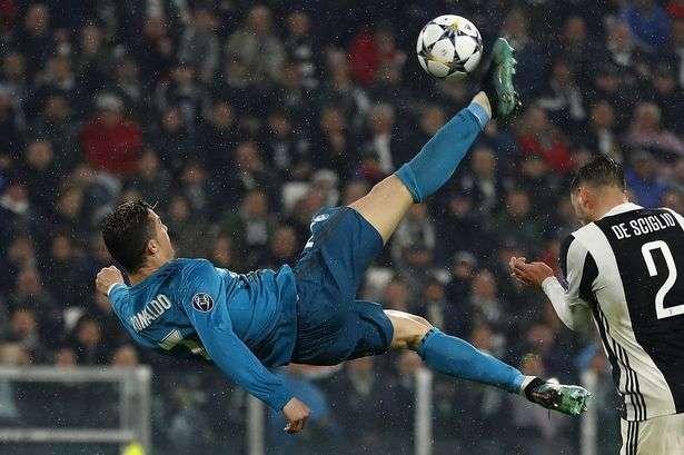Juventus-v-Real-Madrid-UEFA-Champions-League-Quarter-Final-Leg-One