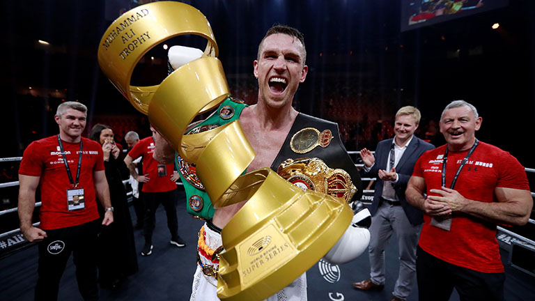 callum smith wba title