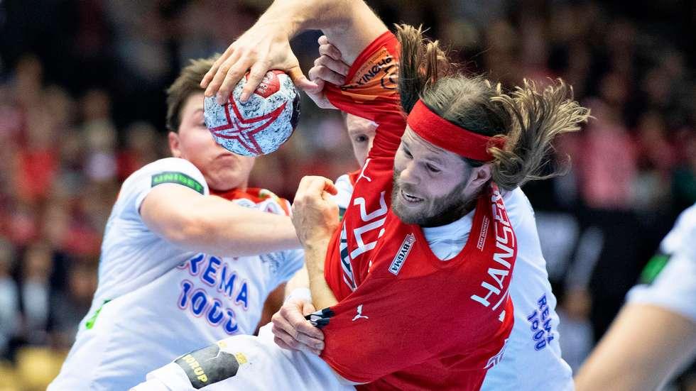 cca9c898f WATCH: Mikkel Hansen scores 14 against Norway! - Online Sports Blog