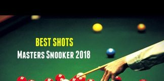 Snooker 2018 Best Shots