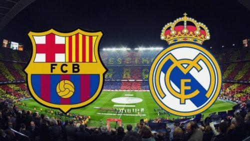Барселона реал мадрид онлаин