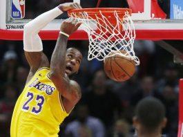 LeBron-Lakers